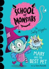 School Of Monsters Mary Has The Best Pet