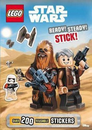 LEGO Star Wars: Ready! Steady! Stick! by Various