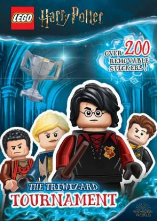 LEGO Harry Potter: Triwizard Tournament Sticker Activity Book by Various