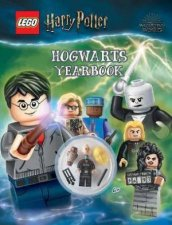LEGO Harry Potter Hogwarts Yearbook