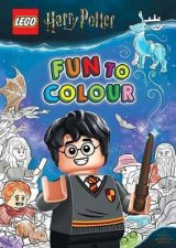 LEGO Harry Potter Fun To Colour