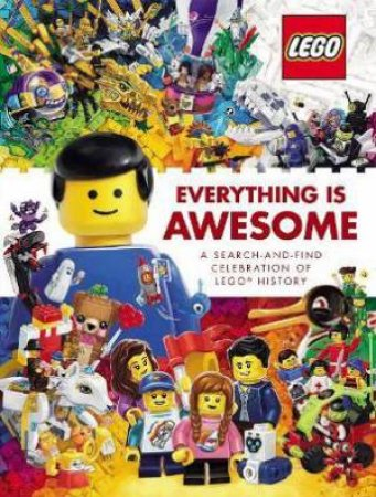 LEGO Everything Is Awesome by Various