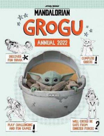 Star Wars The Mandalorian: Grogu Annual 2022 by Various