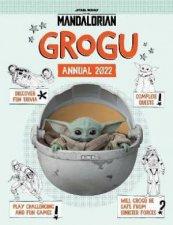 Star Wars The Mandalorian Grogu Annual 2022