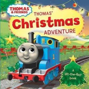 Thomas' Christmas Adventure by Thomas & Friends