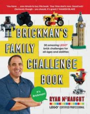 Brickmans Family Challenge Book