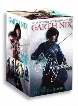 The Old Kingdom Five Book Box Set