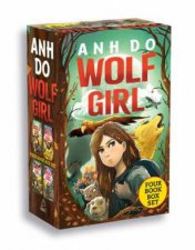 Wolf Girl Four Book Box Set