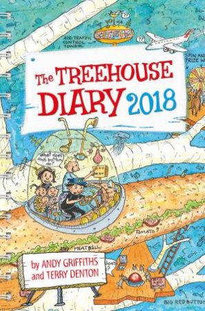 The 91 Storey Treehouse: Diary 2018