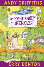 The 104-Storey Treehouse by Andy Griffiths & Terry Denton