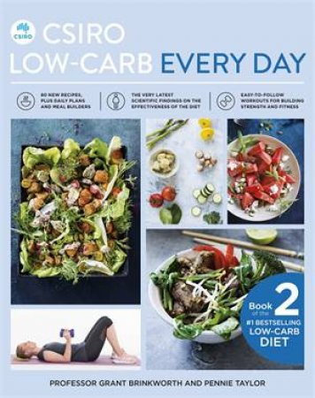 CSIRO Low Carb Every Day