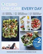 CSIRO Low Carb Every Day by Grant Brinkworth & Pennie Taylor