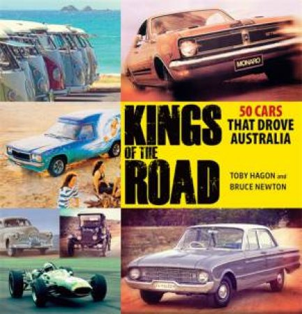 Kings Of The Road by Toby Hagon