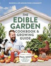 The Edible Garden Cookbook  Growing Guide