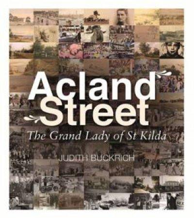 Acland Street by Judith Buckrich