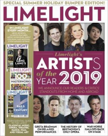 Limelight January/February 2020 by Various