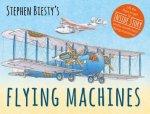 Stephen Biestys Flying Machines