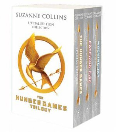 The Hunger Games Trilogy (Special Edition) by Suzanne Collins