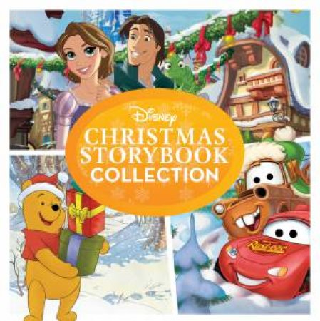 disney christmas storybook collection by various - Disney Christmas Storybook Collection
