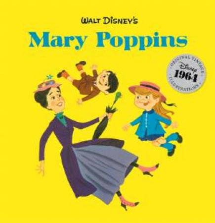 Disney: Mary Poppins Storybook by Various