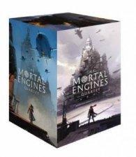 Mortal Engines Quartet Boxed Set