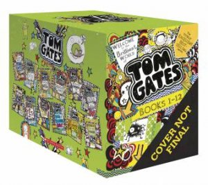 Welcome To The Brilliant World of Tom Gates Books 01 To 12