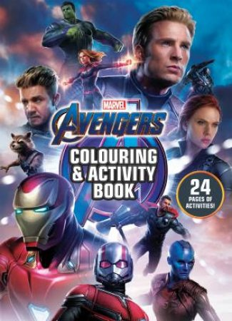 Colouring And Activity Book by Various