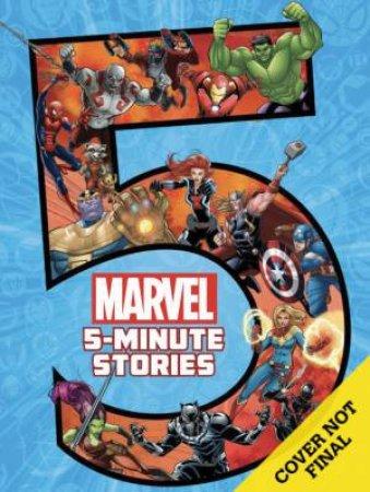 Marvel: 5 Minute Stories