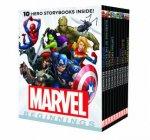 Marvel Beginnings 10 Storybook Boxed Set