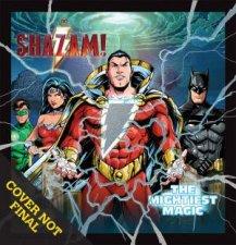 Shazam Storybook The Mightiest Magic