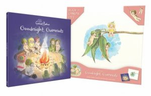 May Gibbs: Goodnight, Gumnuts Book and canvas