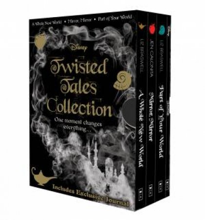 Disney: Twisted Tales Collection With Journal by Various
