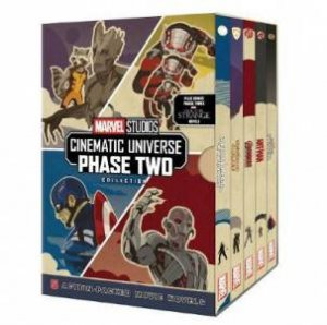Marvel Studios Cinematic Universe Phase Two Collection by Various