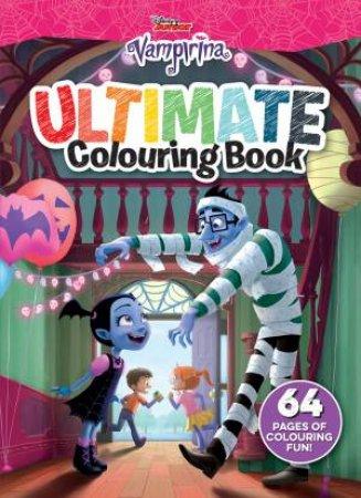 Vampirina: Ultimate Colouring Book