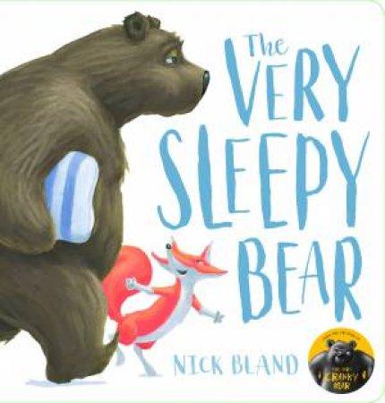 The Very Sleepy Bear
