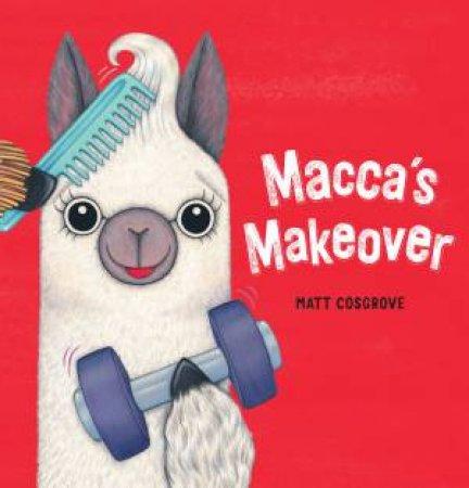 Maccas Makeover by Matt Cosgrove