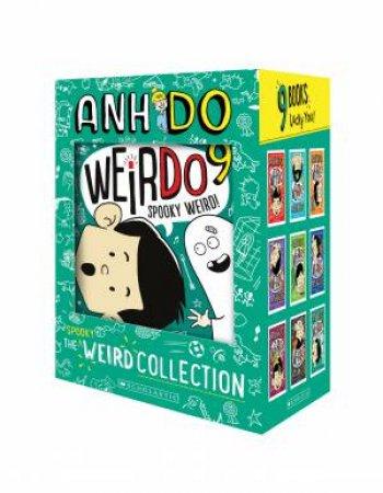 WeirDo: The Spooky Weird Collection Books 1 To 9