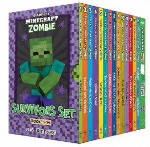 Diary Of A Minecraft Zombie: Survivors Set