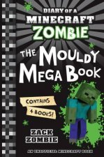 Diary Of A Minecraft Zombie Bindup 0104 The Mouldy Mega Book