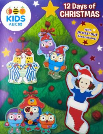ABC Kids 12 Days of Christmas Pop-Out Book by Five Mile