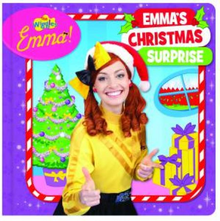 The Wiggles Emma?s Christmas Surprise Storybook by Five Mile