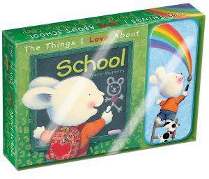 The Things I Love About School Storybook and Pencil Case