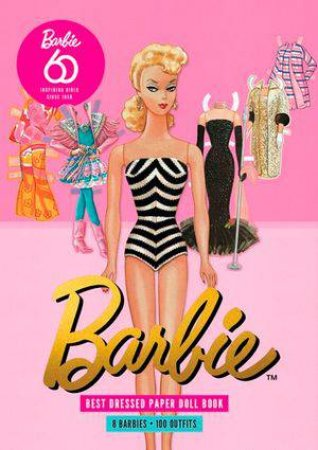 Best Dressed Paper Doll Book by Various