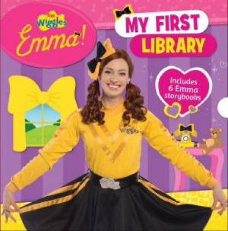 The Wiggles Emma!: My First Library by Various