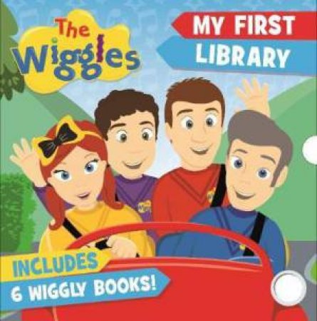 The Wiggles: My First Library by Various