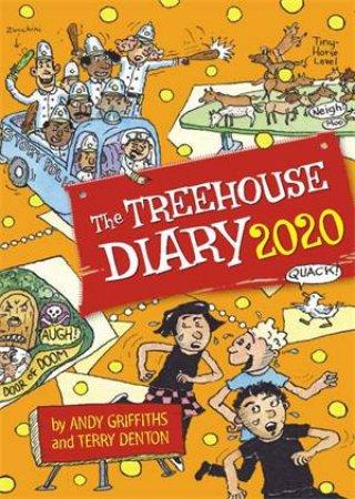 The 117-Storey Treehouse 2020 Diary