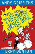 The Treehouse Joke Book by Andy Griffiths & Terry Denton