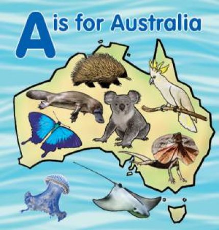 A Is For Australia by Various