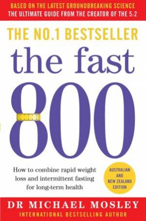 The Fast 800 by Michael Mosley