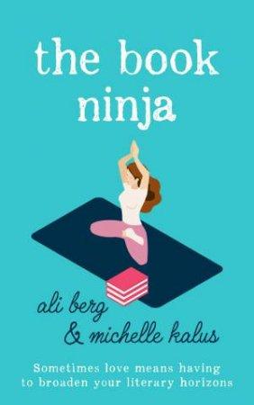 The Book Ninja by Ali Berg